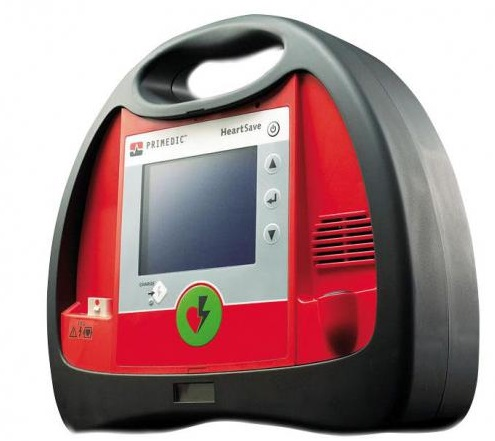HEARTSAVE PRIMEDIC AED 6S